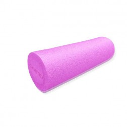 Gymstick Emotion - Foam roller - 30 x 15 cm - Met trainingsvideo's - Roze