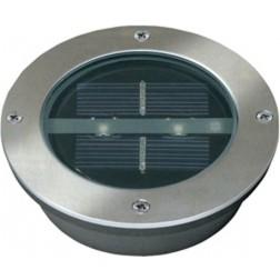 Ranex Lugo LED Solar Grondspot - Tuinverlichting - Rond