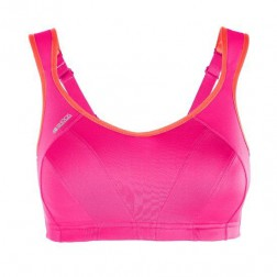 ShockAbsorber Active Multi Support - Sportbeha - Pink Coral - 80F
