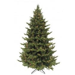 Triumph Tree Sherwood Kunstkerstboom - 120 cm hoog - Met verlichting | Showmodel