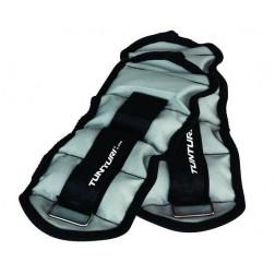 Tunturi Arm/Been Gewichtmanchetten - 2 x 0.5 kg