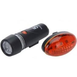 Van der Meulen - Fietsverlichtingsset - LED