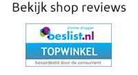 Check reviews over onze shop op Beslist.nl