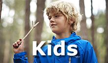 Kids Softshell Jassen